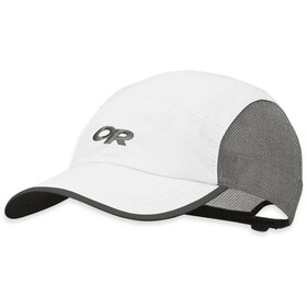 Outdoor Research Swift Gorra, white/light grey